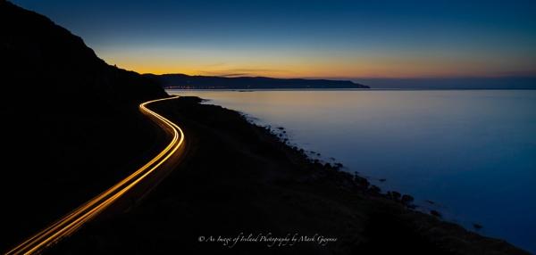 Antrim Coast Road by ANIMAGEOFIRELAND