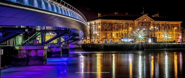 River Lagan Belfast by ANIMAGEOFIRELAND