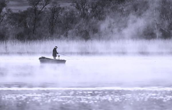 Boat Man by Buffalo_Tom
