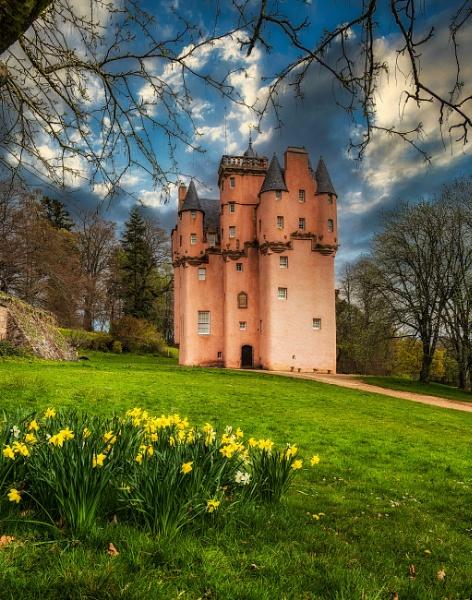 Fairy tale Castle by douglasR