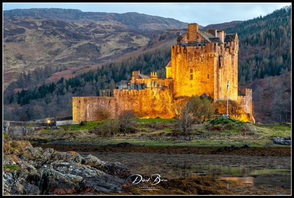 Eleanor Donan Castle by audi_db