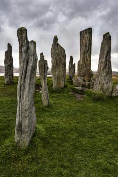 Calanais Twisted Stones