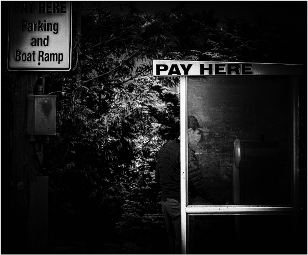 Pay Here by Daisymaye