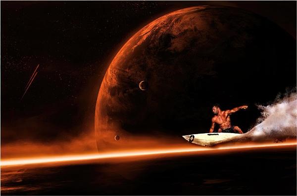 Sky Rider...  (2014) by Robert51