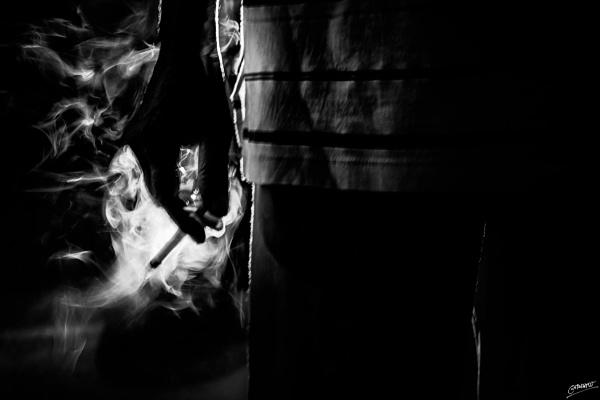 Dark Night... by clicknimagine