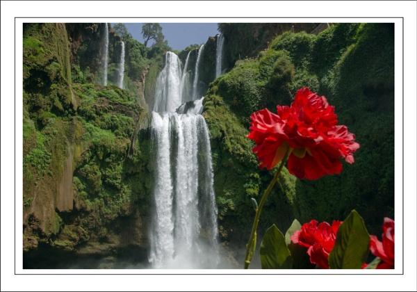 Ouzoud waterfalls by dusfim