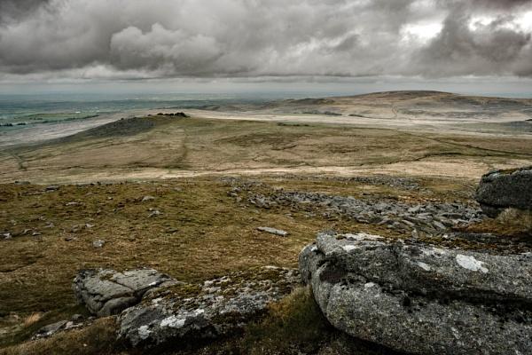 Dartmoor View by topsyrm