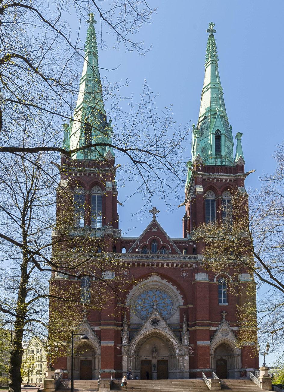 Johannes church .
