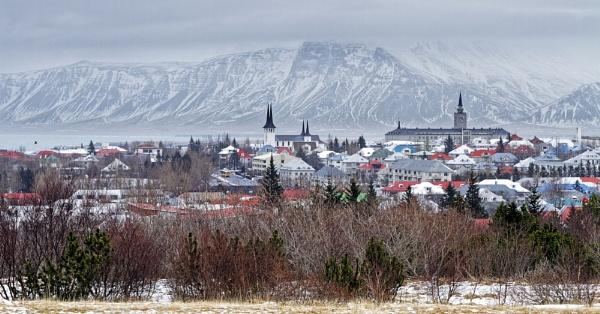 Reykjavik, Iceland by pdunstan_Greymoon