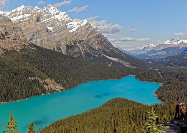 Peyto Lake, Canada by pdunstan_Greymoon