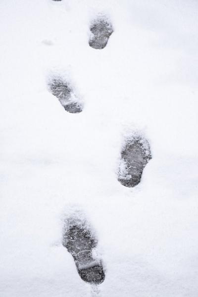 Footprints by Nikonuser1
