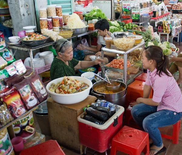 Ben Thành Market by Karuma1970