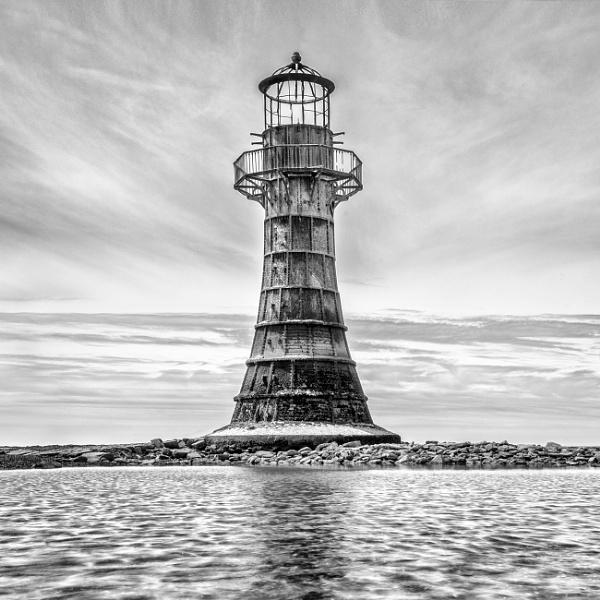 Whiteford Light by DTM