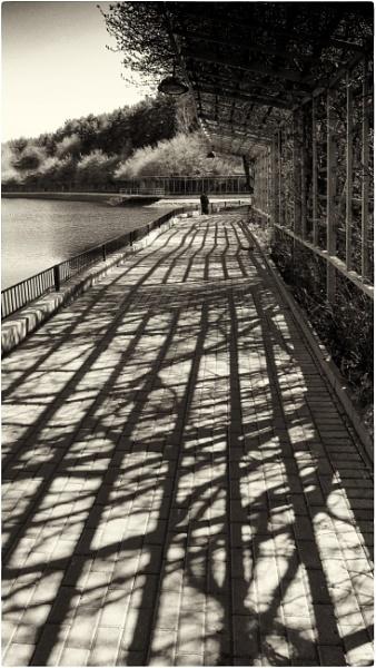 promenade shadows * by leo_nid