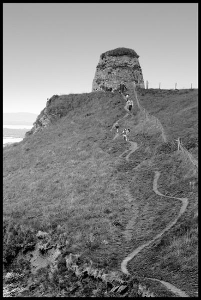 Not a Roman Path. by hsreid