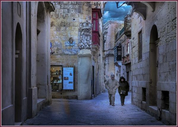 ZONDADARI STREET  ------ \'\'DEAD OF WINTER\'\' by Edcat55