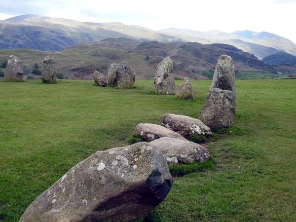 Castlerigg stone circle by Alan26