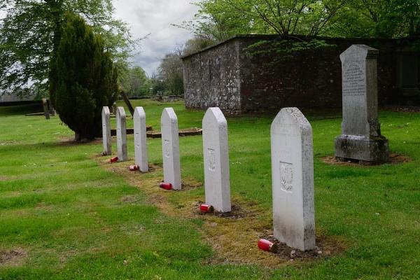war graves by callumcorrie