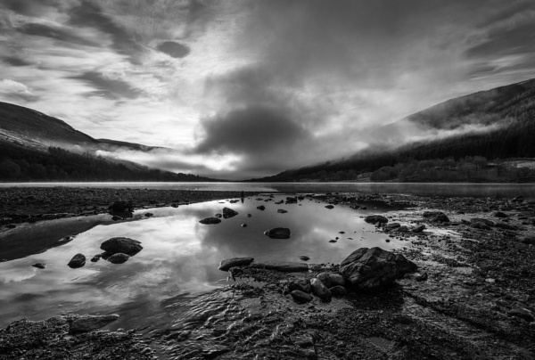 Loch Voil by PaulHolloway