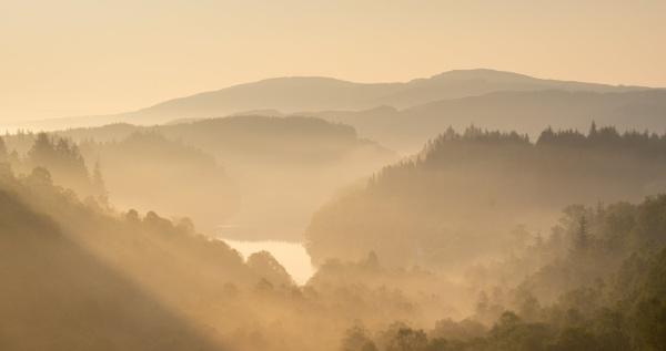 Loch Drunkie by PaulHolloway