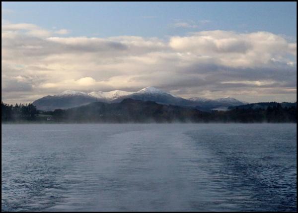 Loch Ness by glyndwr