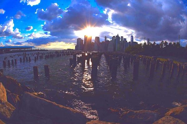 Manhattan by eyewhy