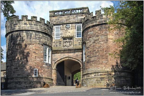 Skipton Castle by TrevBatWCC