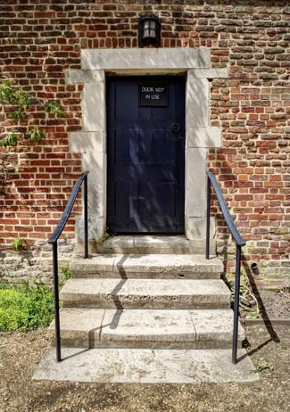 Not a door! by nclark