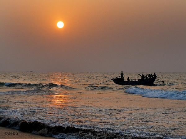 Puri Sea Beach,Puri,Odisha(13) by debu