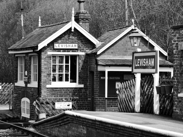Levisham station by cookyphil