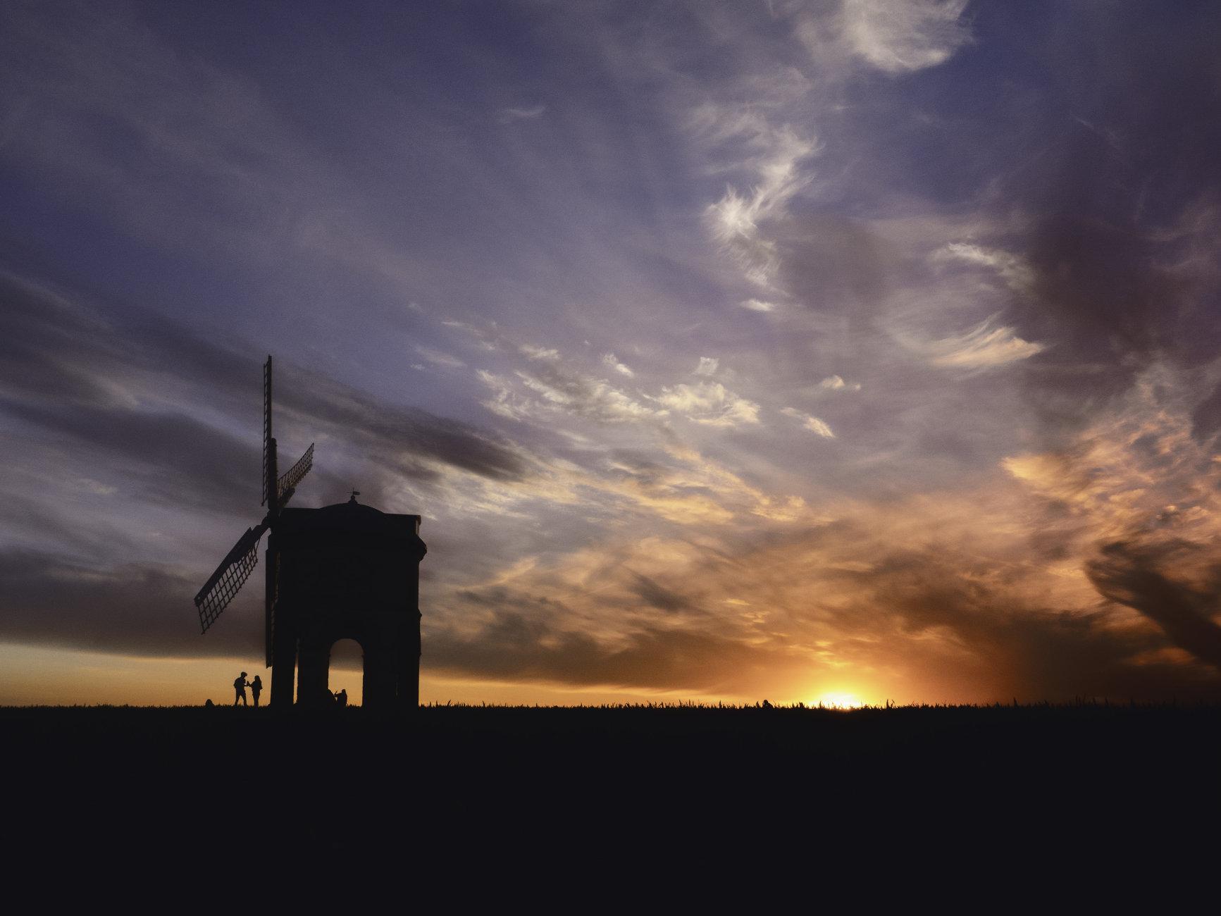 Chesterton Sunset