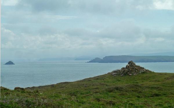 North coast of Cornwall by JuBarney