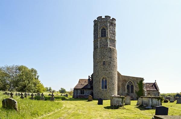 All Saints Church, Woodton by pdunstan_Greymoon