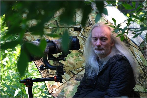 Woodland Photographer by johnriley1uk
