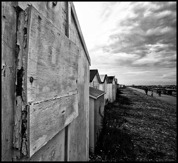 SIDE OF HUT by SOUL7