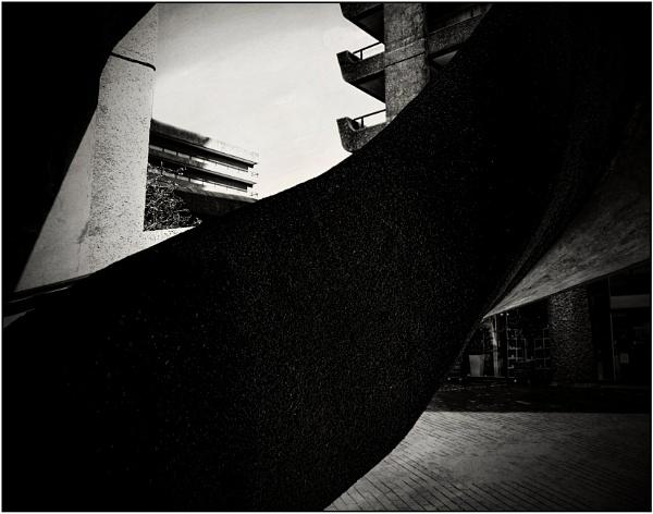 Barbican Brutalism by ZenTony
