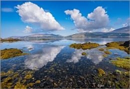 Loch Scridain Reflections