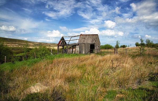 Coity Barn by Buffalo_Tom