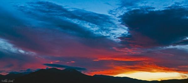 New Mexico Daybreak by billgoco