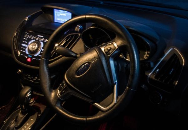 Night drive by rambler