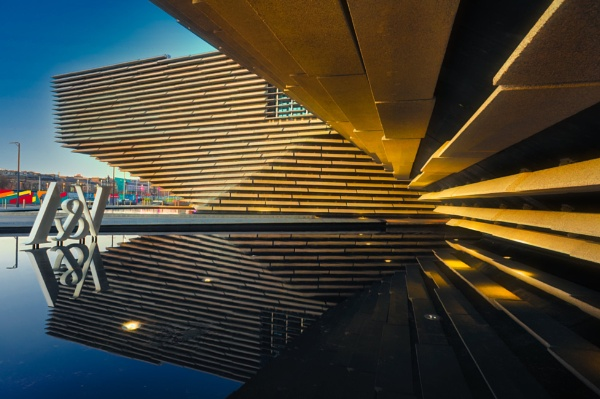 V and A Dundee April 2021 by scrimmy