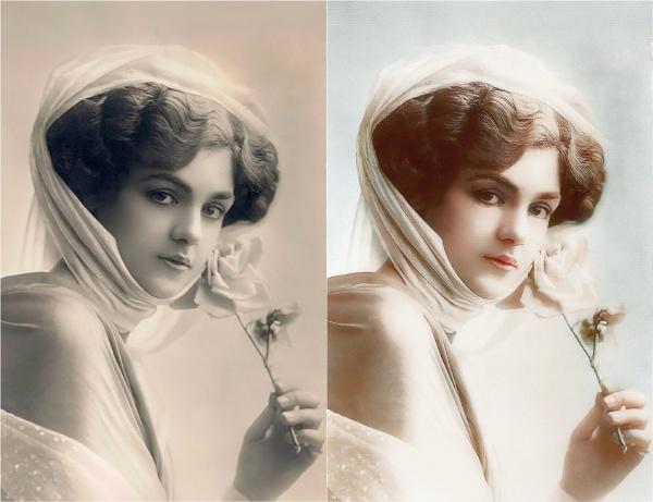 Rita Martin - Photographer (1875–1958) revisited by Robert51