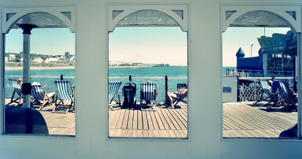 Pier Views by nclark