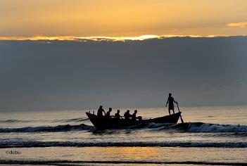 Sea Beach Sunrise(18)