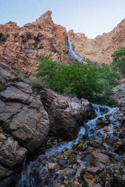 Ogden Waterfall by mlseawell