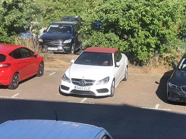 Parking prat by raywalker