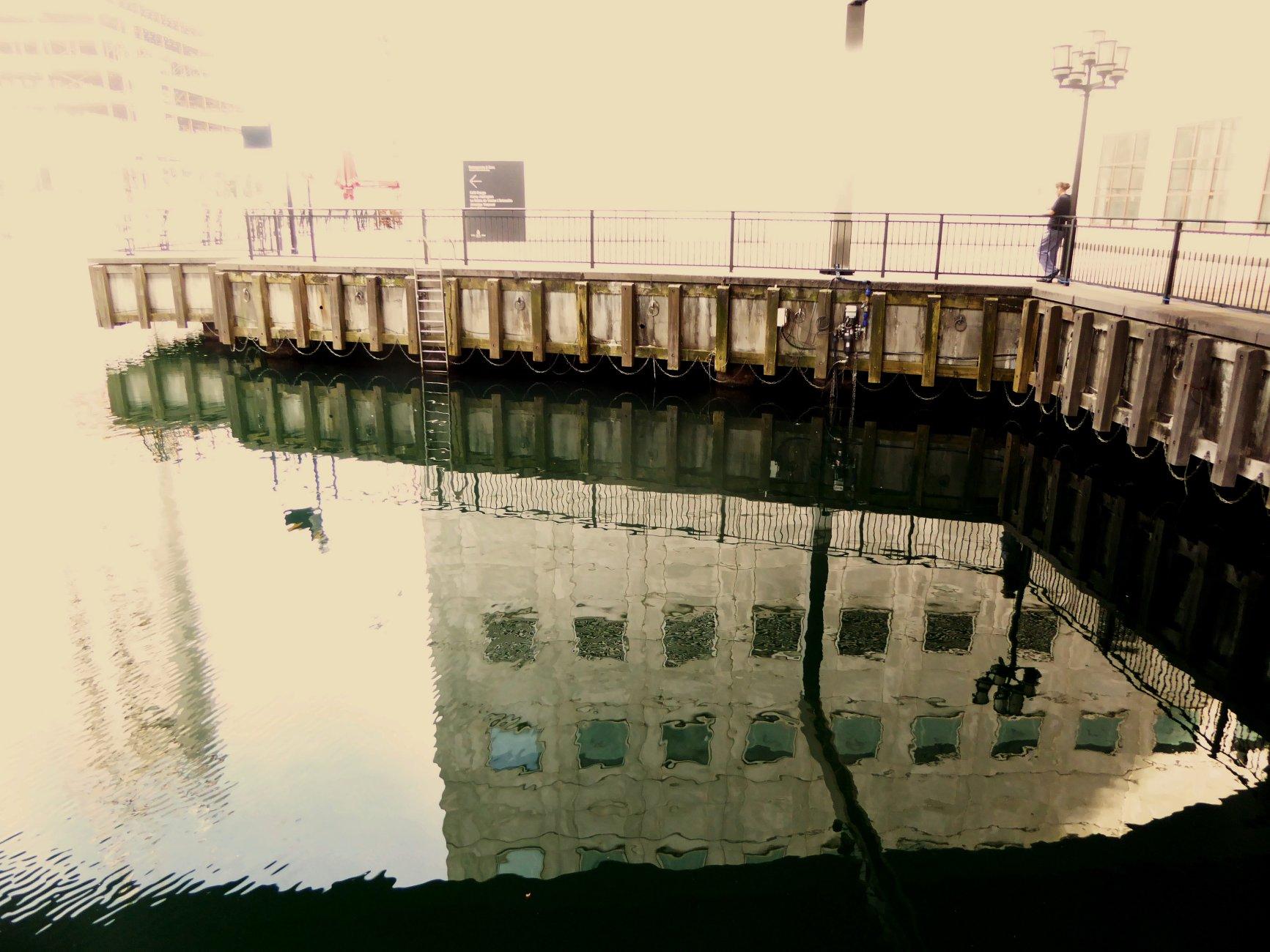 London reflections...
