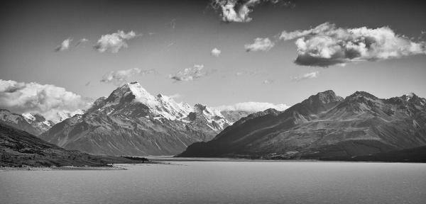 Towards Mt Cook by RolandC