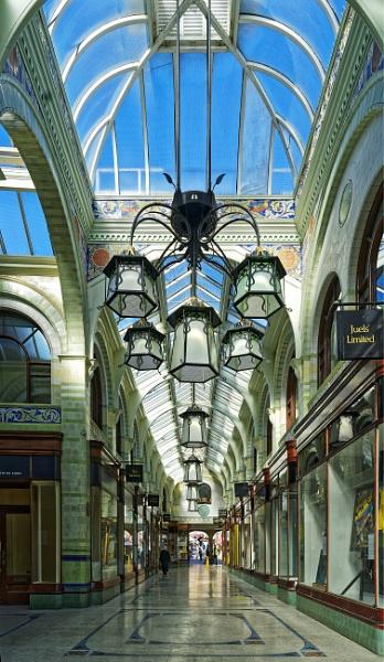 Royal Arcade Norwich by pdunstan_Greymoon