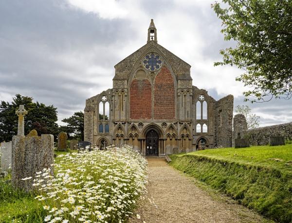 Binham Priory by pdunstan_Greymoon